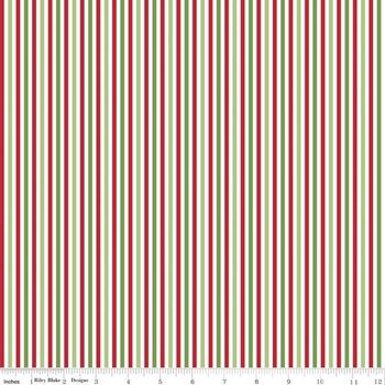 "1/8"" Stripe - Christmas"