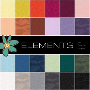 FIGO Elements Fat Quarter Bundle