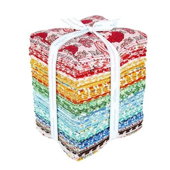 Flea Market Fat Quarter Bundle | Lori Holt | 42 FQs