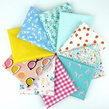 Flockstar Fat Quarter Bundle