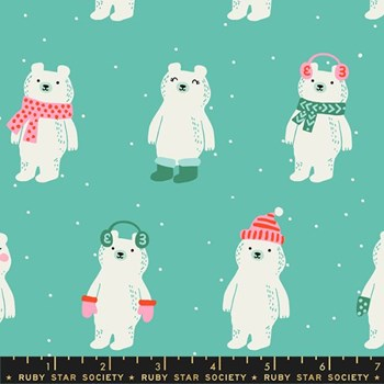 Flurry Snow Bears - Icebox