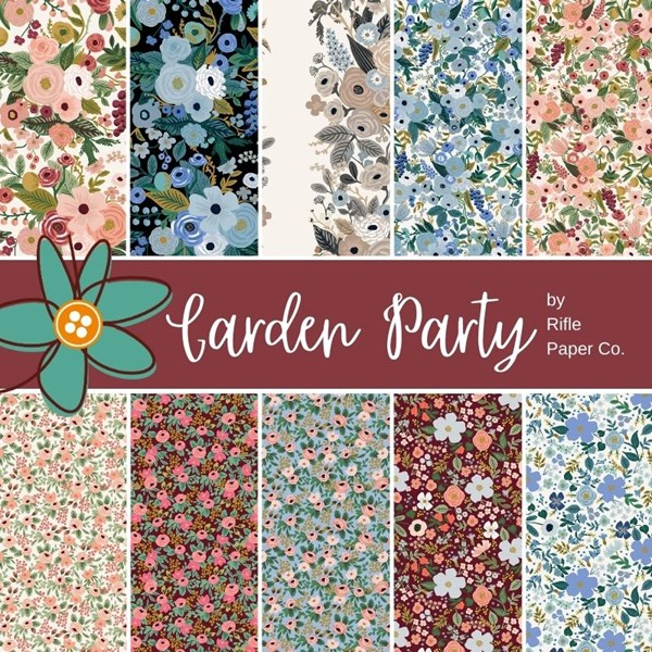 Garden Party Charm Pack | Rifle Paper Co.