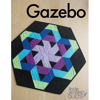 Gazebo Table Topper Pattern