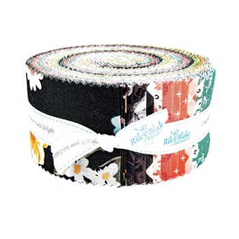 Gingham Gardens Rolie Polie | My Mind's Eye | 40 Strips