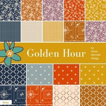 Golden Hour Charm Pack | Alexia Marcelle Abegg
