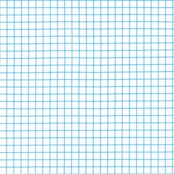 Graphing Paper - Blue