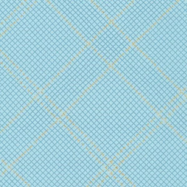 Collection CF Grid Diamond - Dusty Blue
