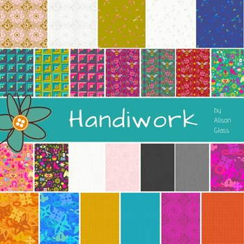 Handiwork Fat Quarter Bundle