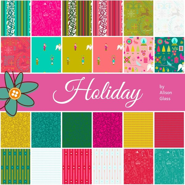 Holiday Fat Quarter Bundle