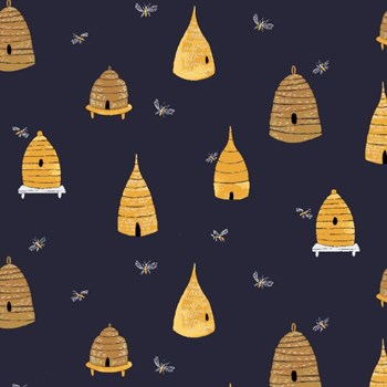 Honey Bee Hives - Navy