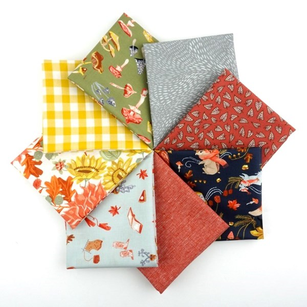 Hygge Fat Quarter Bundle