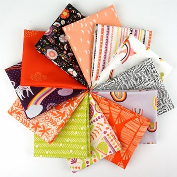 Kushukuru Fat Quarter Bundle Jessica Swift