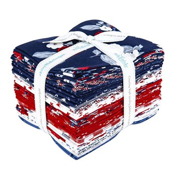 Land of Liberty Fat Quarter Bundle | My Mind's Eye | 21 FQs