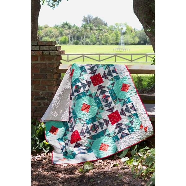 Lily Pond Quilt Kit