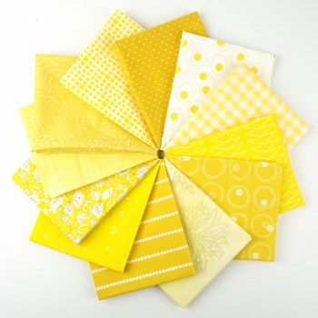 Color Play Limoncello Fat Quarter Bundle - Fat Quarter Bundle