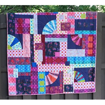 Long Distance Quilt Pattern