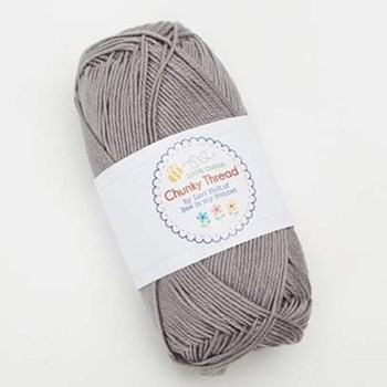 Lori Holt Chunky Thread - Gray