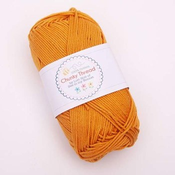 Lori Holt Chunky Thread - Butterscotch