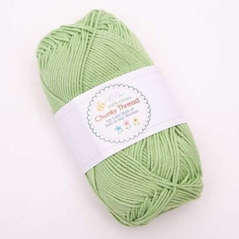 Lori Holt Chunky Thread - Spring Green