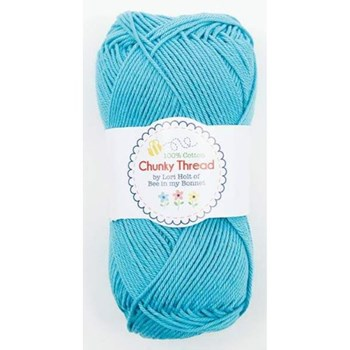 Lori Holt Chunky Thread - Aqua
