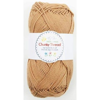 Lori Holt Chunky Thread - Nutmeg
