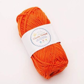 Lori Holt Chunky Thread - Pumpkin