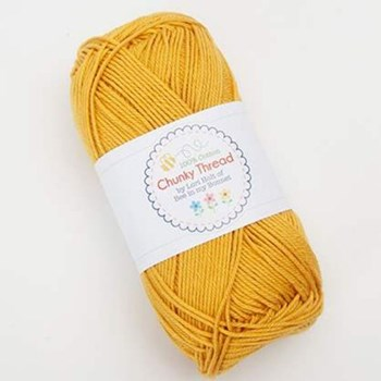 Lori Holt Chunky Thread - Honey