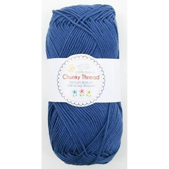 Lori Holt Chunky Thread - Denim