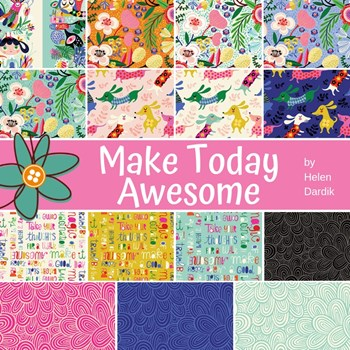 Make Today Awesome Fat Quarter Bundle