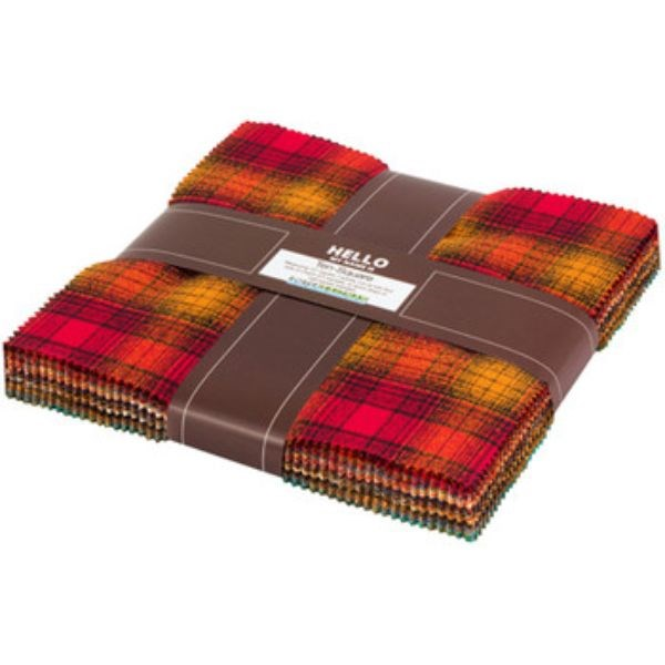 Mammoth Flannel Layer Cake