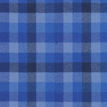 Mammoth Flannel Wide - Royal