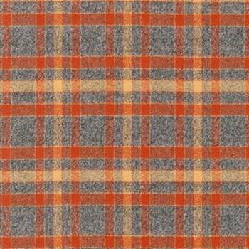 Mammoth Flannel - Rust - SRKF-15605-179