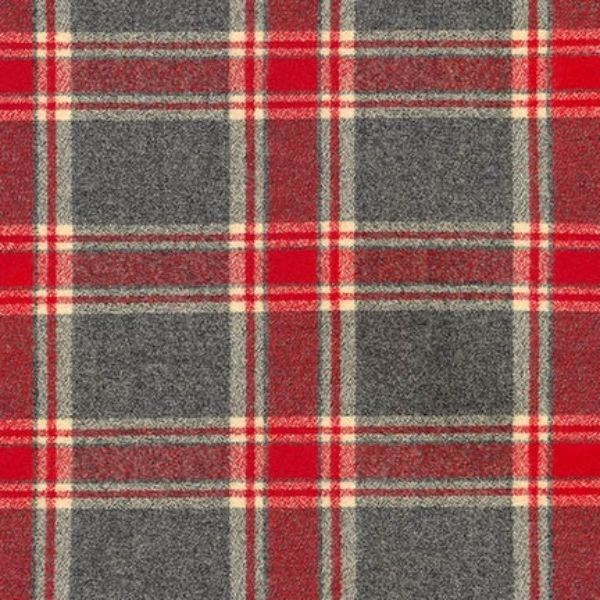 Mammoth Flannel - Red - SRKF-16426-3