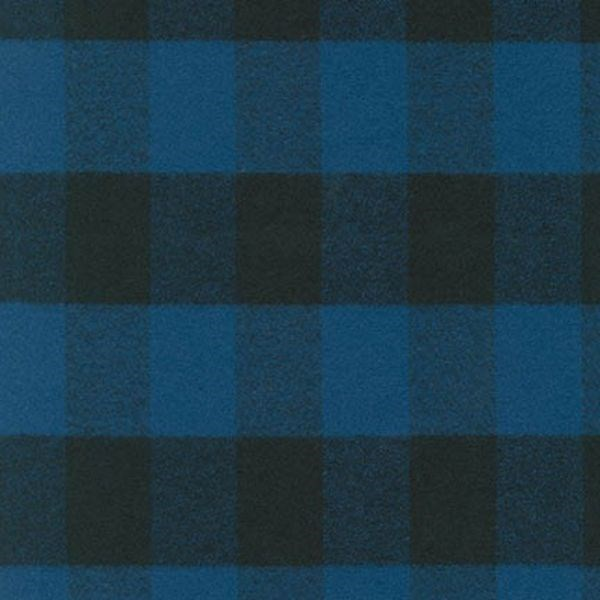 Mammoth Flannel - Blue and Black - SRKF-14876-4