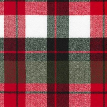 Mammoth Flannel - Red - SRKF-17607-3