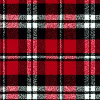 Mammoth Flannel - Red - SRKF-18957-3