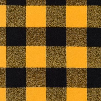 Mammoth Flannel - Yellow - SRKF-16943-5