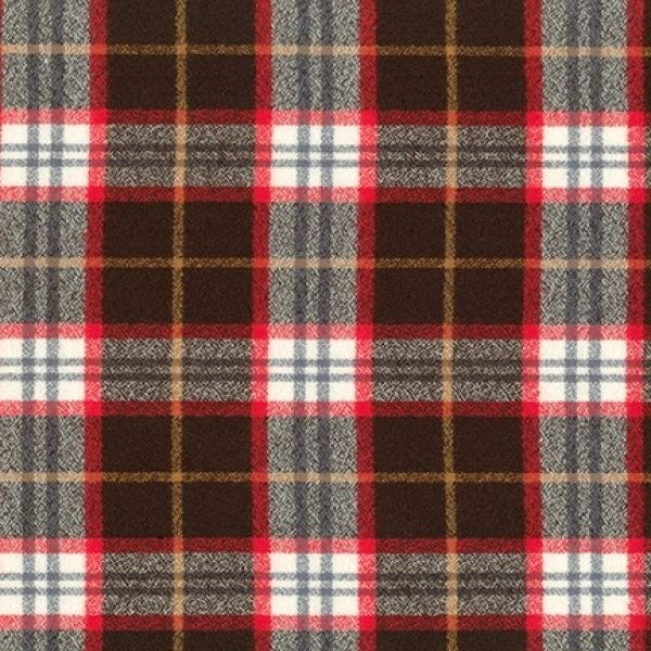 Mammoth Flannel - Redwood - SRKF-18964-222