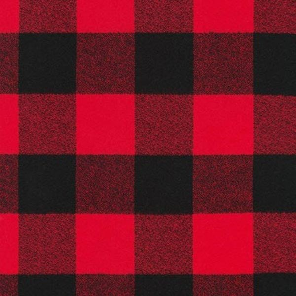 Mammoth Flannel - Red - SRKF-16943-3