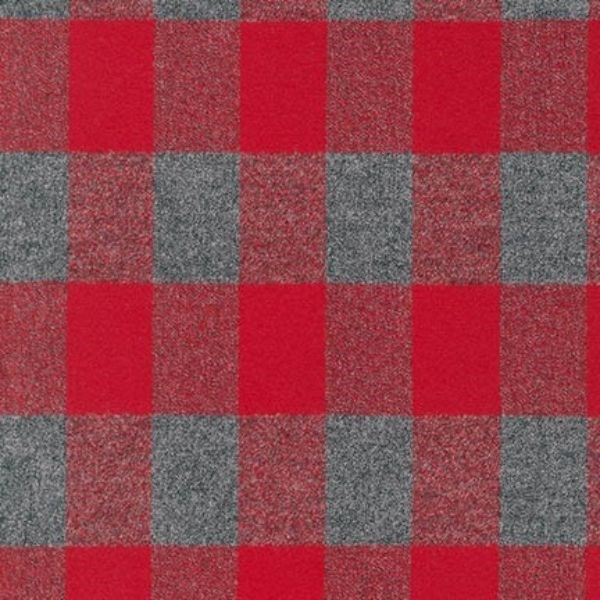 Mammoth Flannel - Red - SRKF-15599-3
