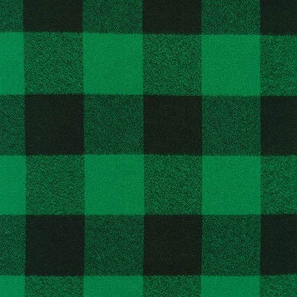 Mammoth Flannel - Green - SRKF-16943-7