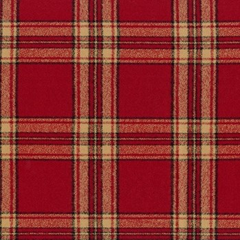 Mammoth Flannel - Red - SRKF-18966-3