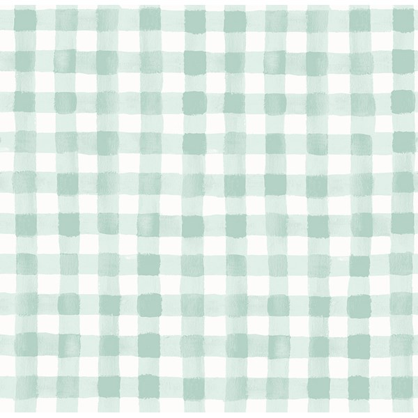 Meadow Gingham - Mint