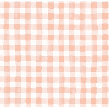 Meadow Gingham - Blush