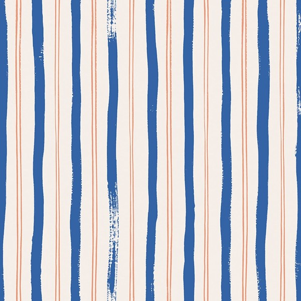 Meadow Stripe - Blue