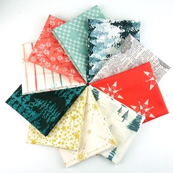 Merry and Bright Collective Fat Quarter Bundle