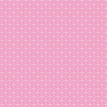 Midsommar Geometric Tiles - Pink