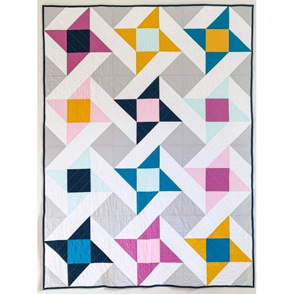 Mighty Stars Quilt Kit