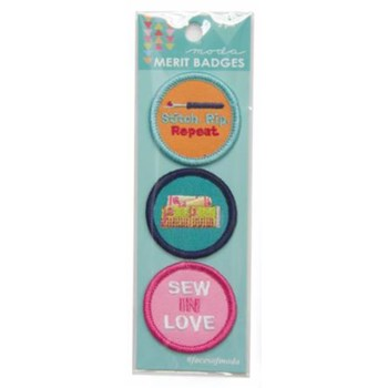 Moda Merit Badges - Set 6
