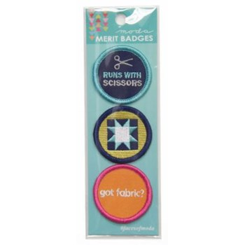 Moda Merit Badges - Set 1
